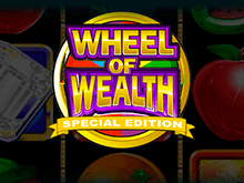 Демо-режим в автомате Wheel Of Wealth Special Edition